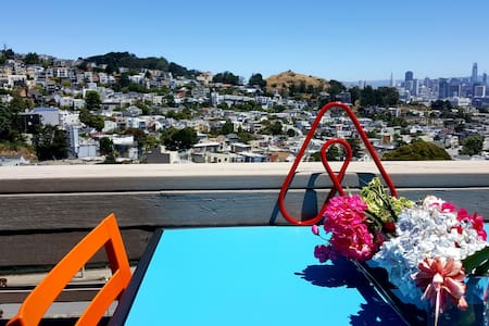 Discounted/Clean 1 BD/1BA Castro w/ views
