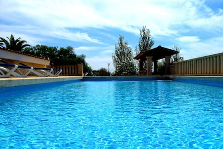 Ca'n Passarell,private pool,tennis court,Es Trenc! - Campos - Haus