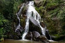 Pontos Turísticos: Cachoeira do Tobogã