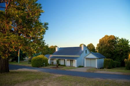 Family-sized house, enormous garden