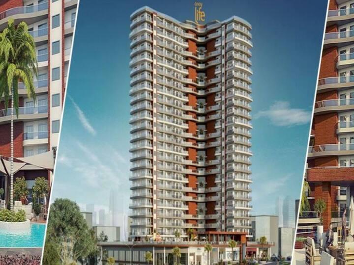 apartament de 5 stele in Istanbul Esenyurt