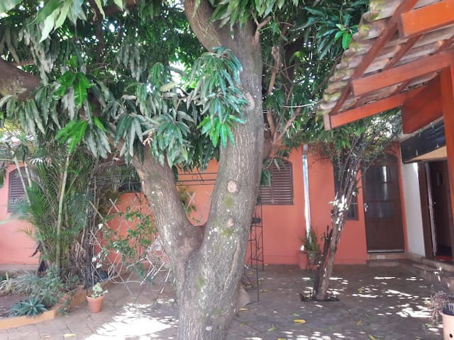 Hostel familiar, um paraíso no coração da cidade.