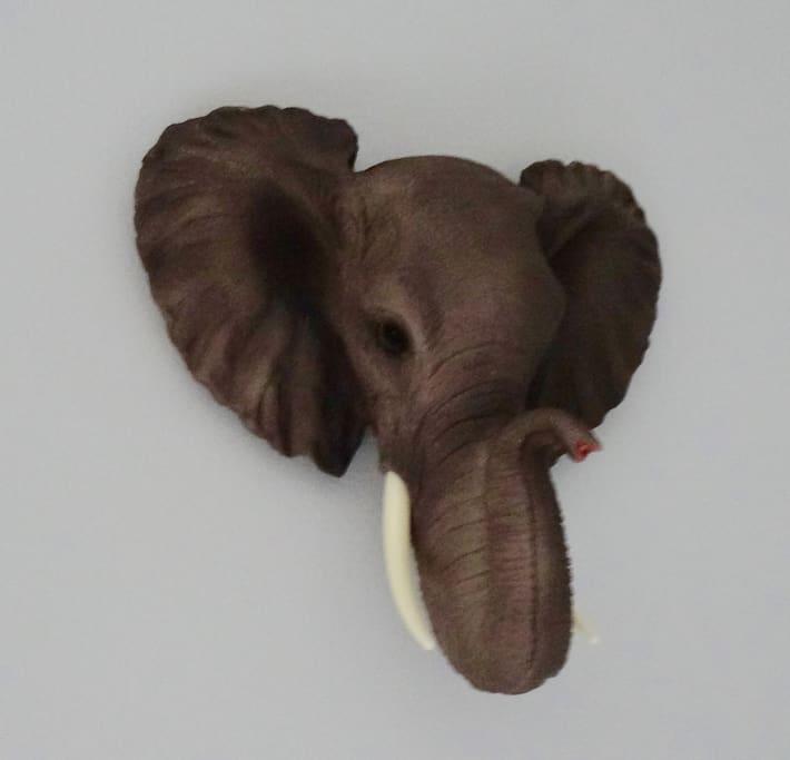 """I meant what I said and I said what I meant. An elephant's faithful one-hundred percent!"" -Dr. Suess"