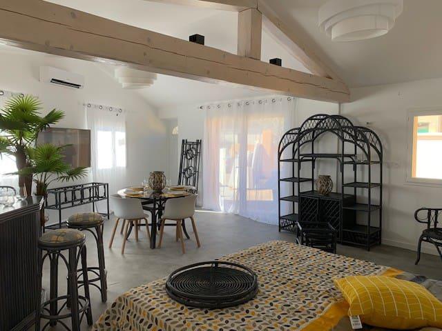 Studio soleil  gorges du Verdon-Provence