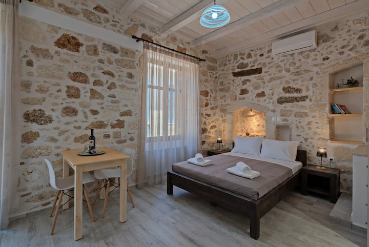 Melina Apartment in the heart of Rethymno Old Town