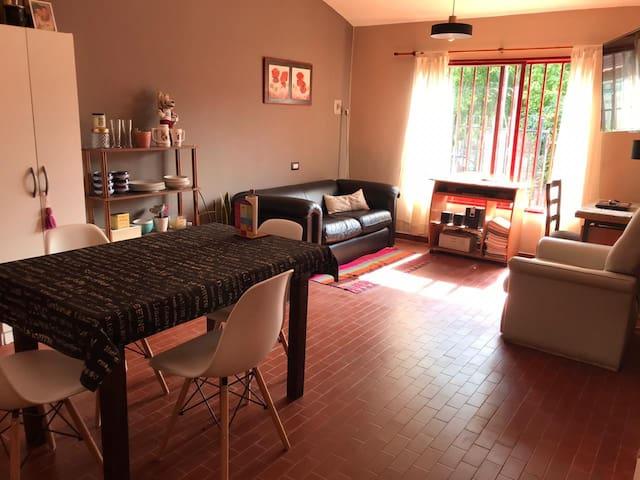 Habitación Privada - Barrio Residencial Costanera
