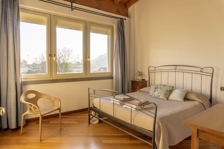Casa del '700 con giardino privato in Franciacorta