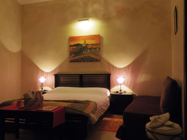 riad bb - Marraquexe - Bed & Breakfast