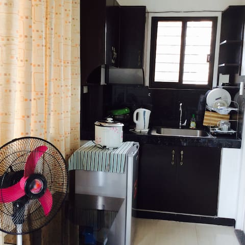 Brand New Room w/ Balcony&WiFi(2)
