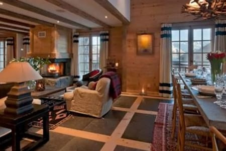 SKI IN- -SKI OUT- -Superb place- -Luxurious 5***** - Lech