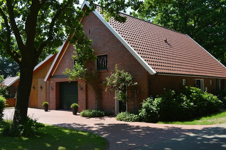 Pretty Mansion in Lindern with Private Terrace
