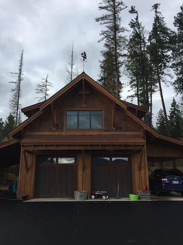 Cedar Ridge Bungalow - Sandpoint - Rumah Tamu