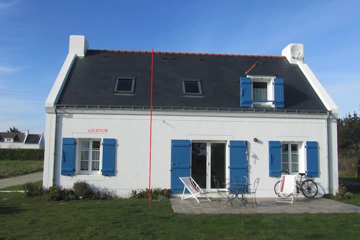confort lumière pour cette maison du Petit Cosquet - Bangor - Casa