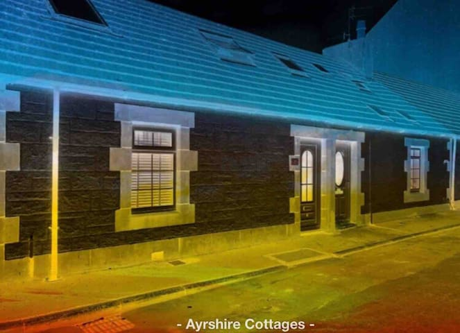 Fisher Holiday Cottage Ayrshire ⛱