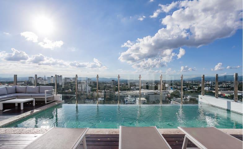 🌇Lujoso y Acogedor Apartamento ✨Soha Suites I 🌟🌆