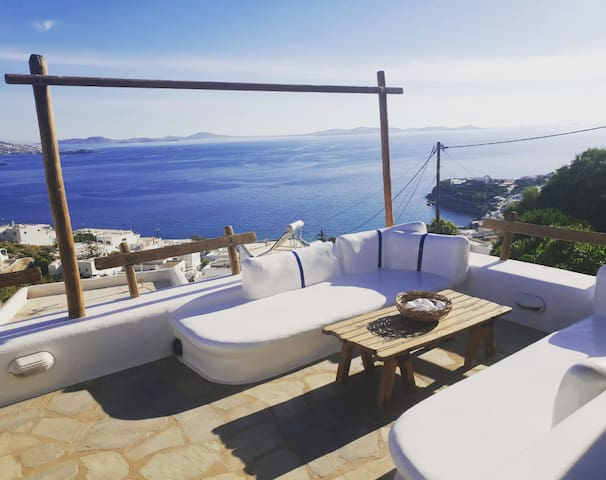 Villa Apollonia 3bed in Mykonos