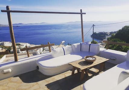 Villa Apollonia 3bed in Mykonos by iTravelhome