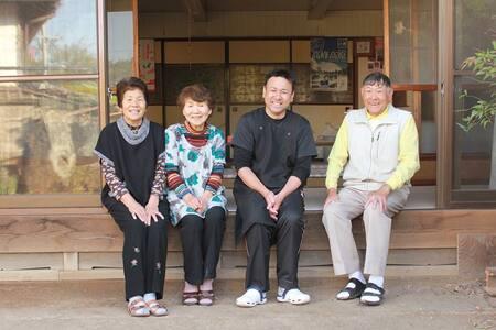 SEIUNKAN 150 yr-old Farmer's Guest Tatami Room - Komoro-shi - Bed & Breakfast