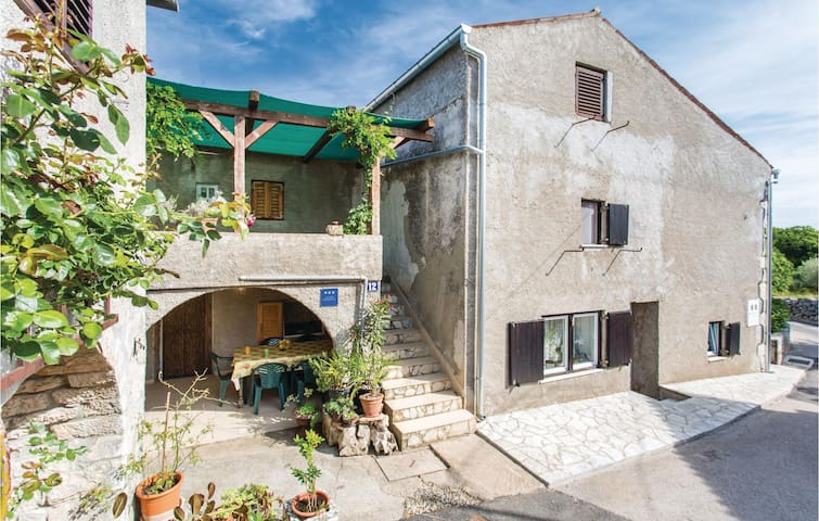 Holiday apartment with 1 room on 36m² in Zgaljici