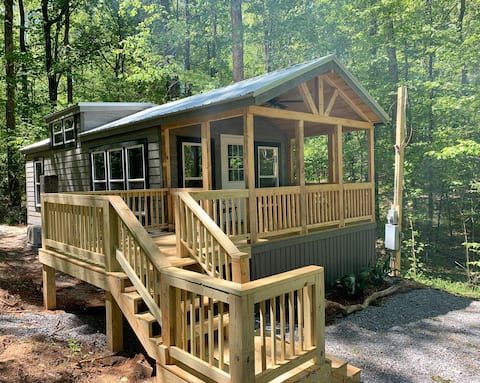 Nature's Cove Cabin B- 20% Discount for 5+ nights