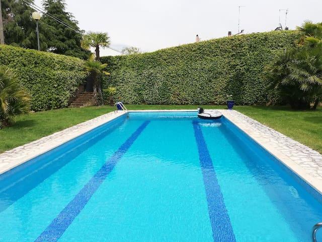 Luxury Bed and Breakfast near Rome and Golf Club