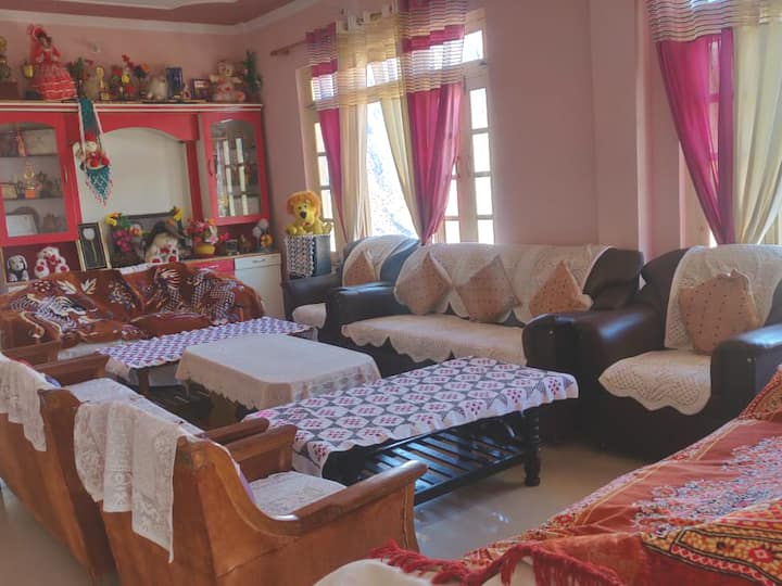 Homestay Auli by The Himalayan leopard
