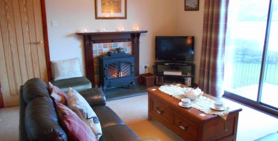 Self Catering Holiday Cottage, Skye - Sconser - Huis