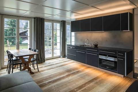 Soleado departamento de 2,5 habitaciones en Grindelwald