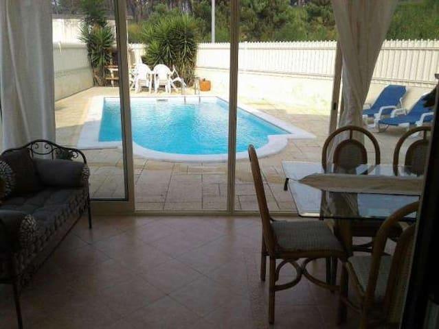 Villa Furadouro piscine 3 chambres 3 SDB 6pers