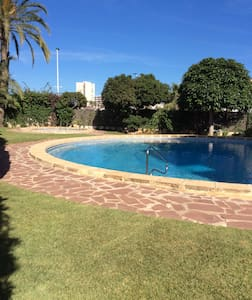 Large apartment one minute walk from Arenal beach - Platja de l'Arenal
