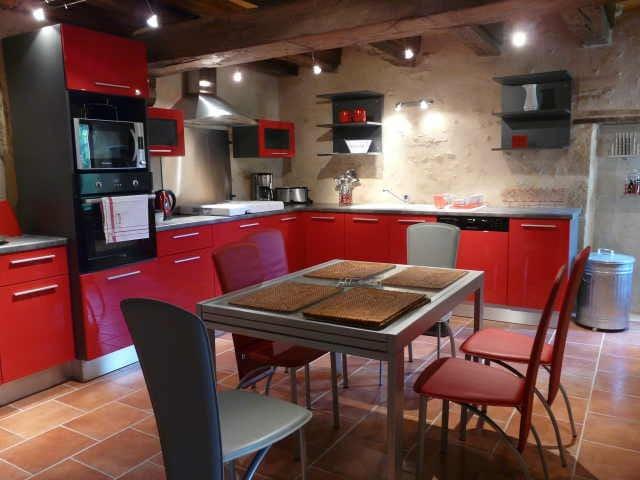 Gîte du Grand Milha - Frontenac - Casa