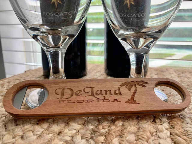 DeLand Charmer- Near Daytona Beach and Orlando