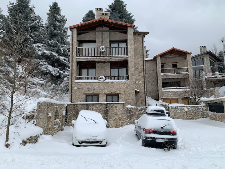 seven hills stone villas