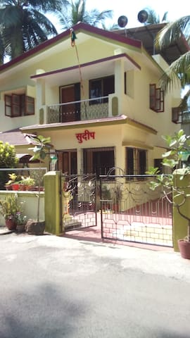 SUDEEP BUNGALOW - Alibag - House