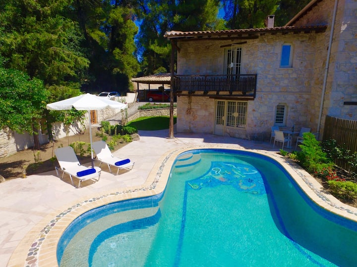 """Two bedroom villa with private pool """"Helona"""""""