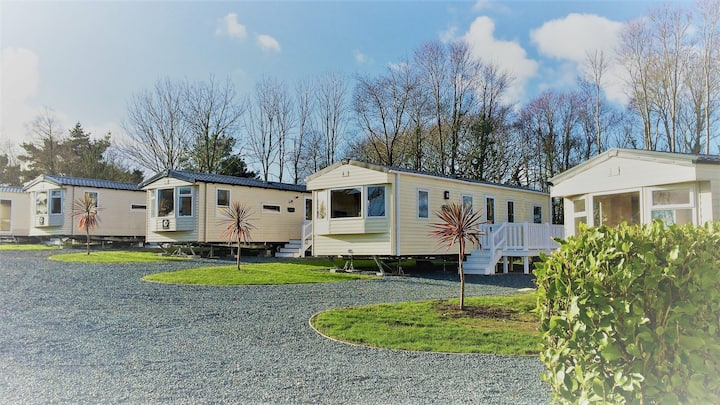 Cornish Seaside Holiday Caravan SD04