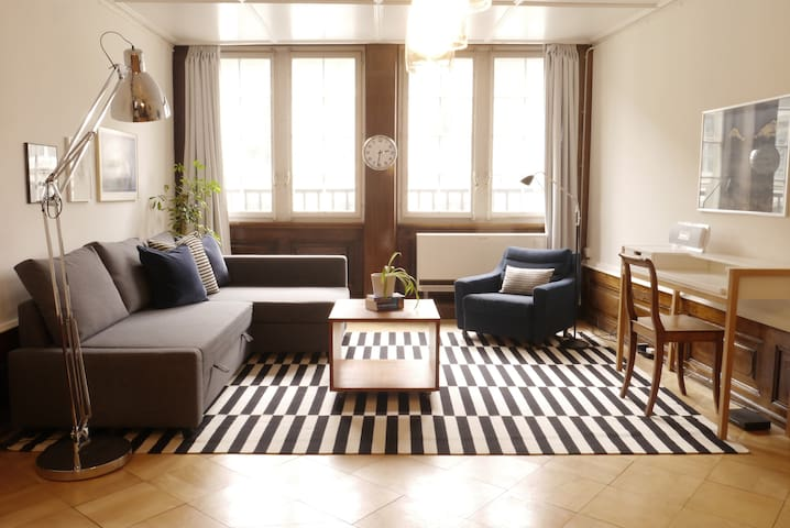 Centre of Bern's Old City - Berna - Apartamento