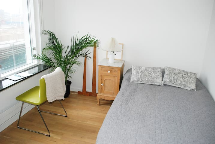 Cosy room in Copenhagens Canal District - København - Apartment
