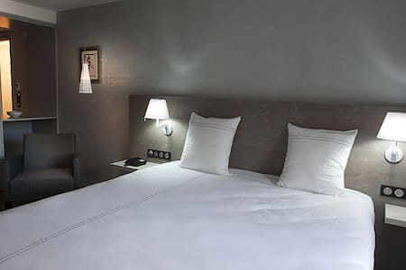 Appart Hôtel in CS 10mn from Basel and Euroairport - Hagenthal-le-Bas - อพาร์ทเมนท์