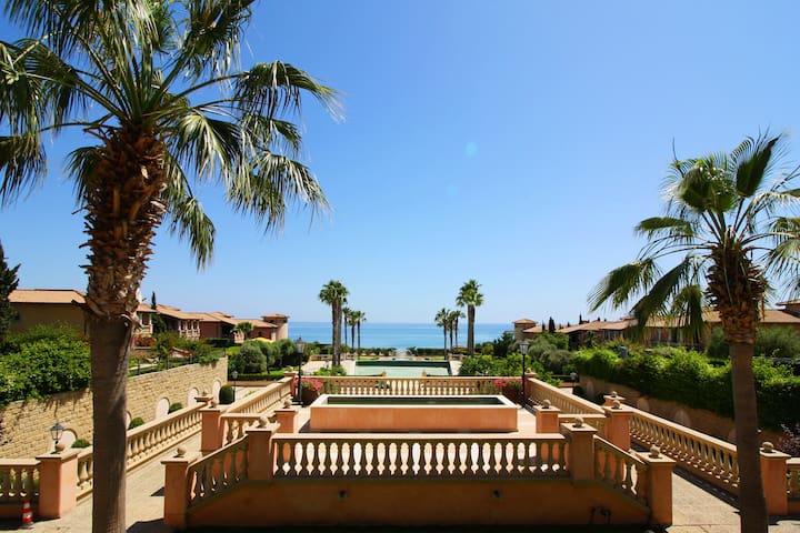 2b Classy Apartment with Garden-St. Raphael Beach