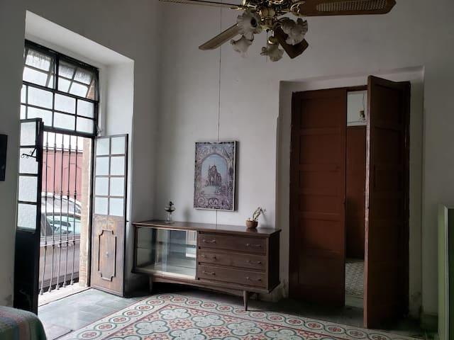 Casa Kauyumary shared room single bed in hostel