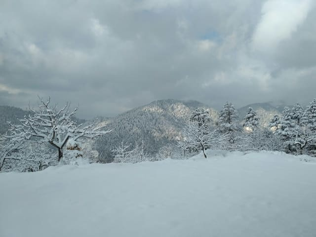 Mahoot - the heart of Anni valley