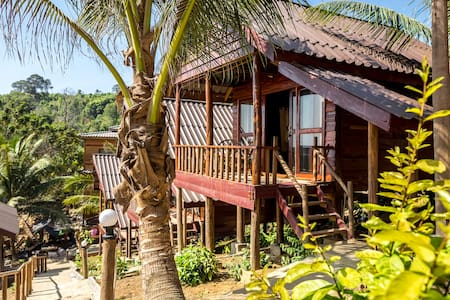 Happy Elephant Bungalows - Koh Rong
