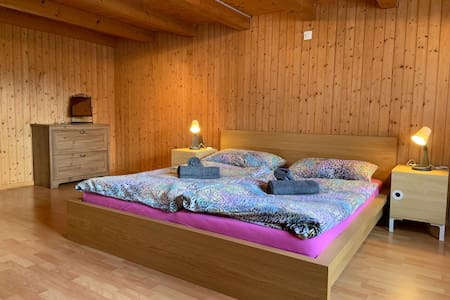 Nano - Relax and Boulder Friendly Chalet