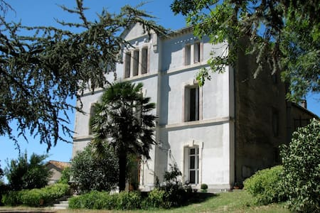 Belle maison de Maître proche Carcassonne - Saissac - Hus