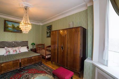 Винтажная квартира в центре города - Vladimir - Pis