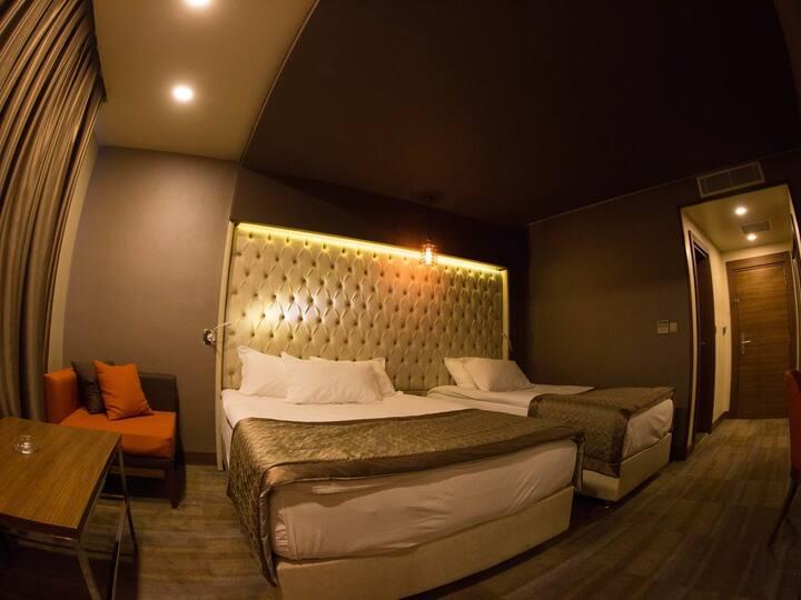 Deluxe - Peronti Hotel