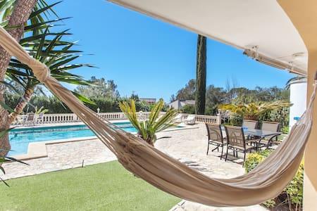 Excelent Villa in Mallorca big pool, A/C TV Sat!!! - Marratxinet