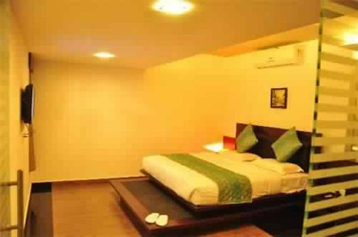 iROOMZ Hotel Pawan, Double A/c Room, Bellary
