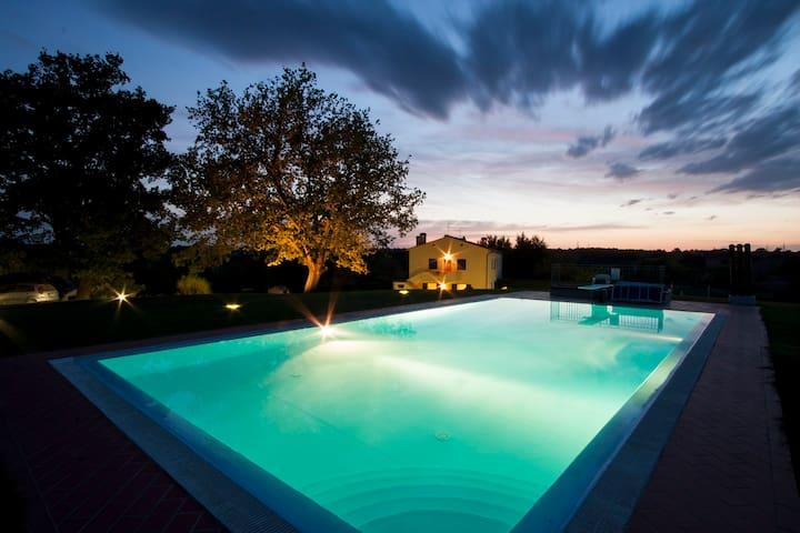 Villa Pettirossi - Cortona - Willa